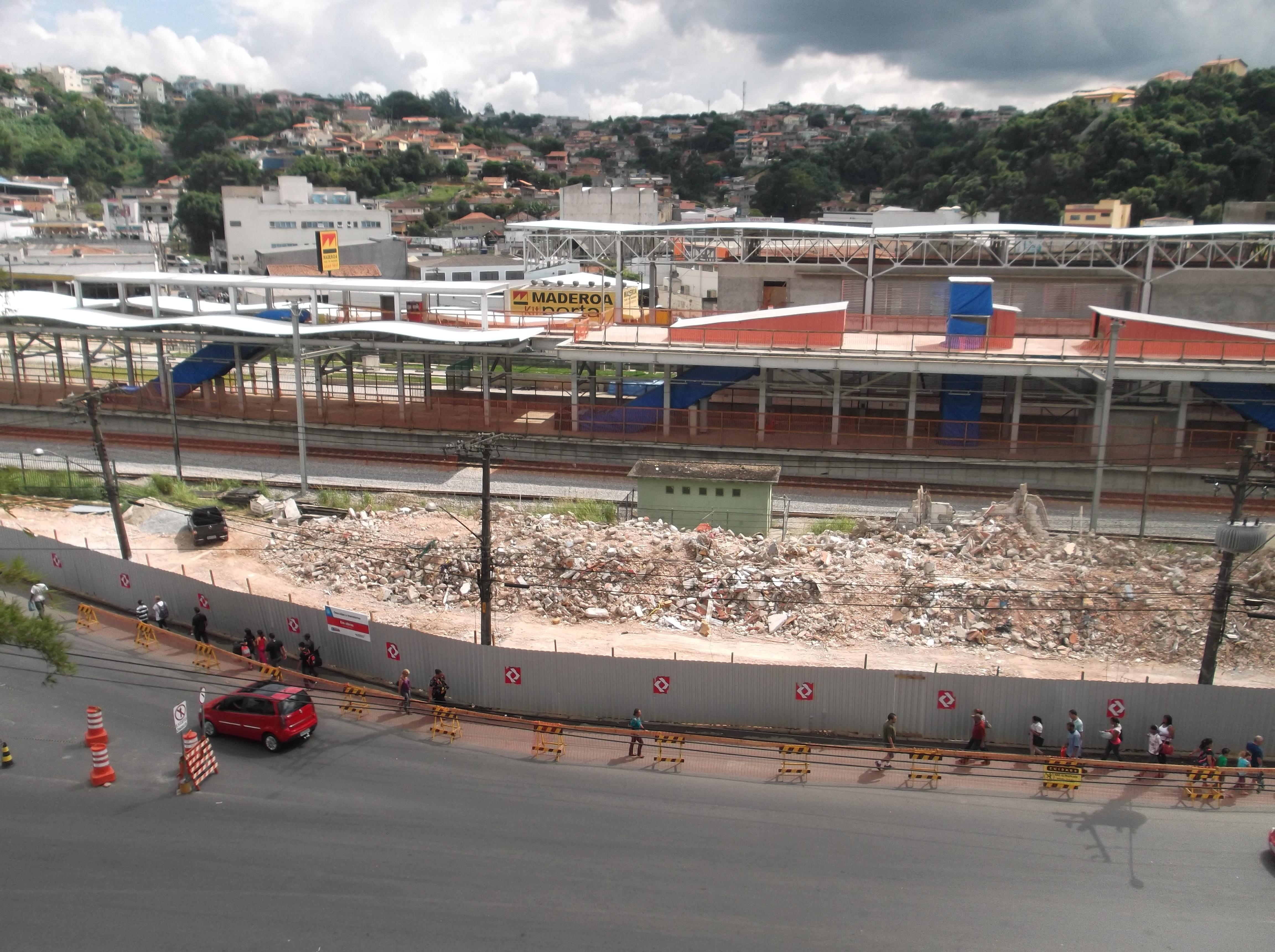 Projeto CPTM Franco da Rocha